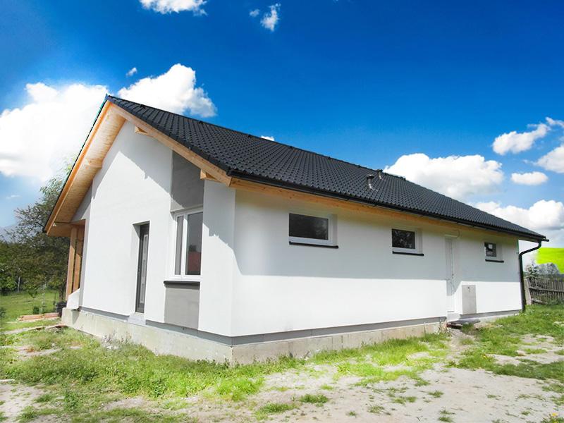 Přízemní domy alfadiz s.r.o.